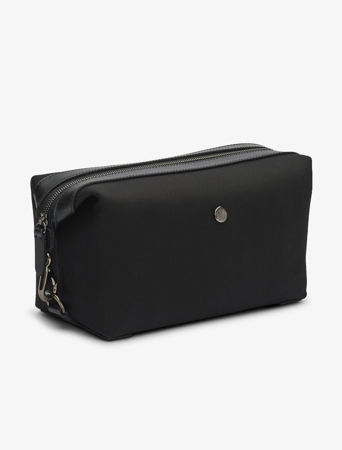 M/S Washbag – Black/Black description image