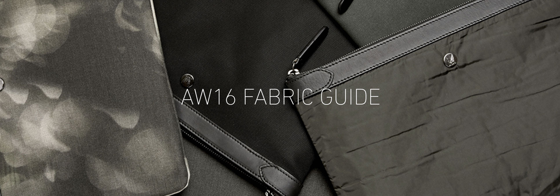 AW16 Fabric Guide