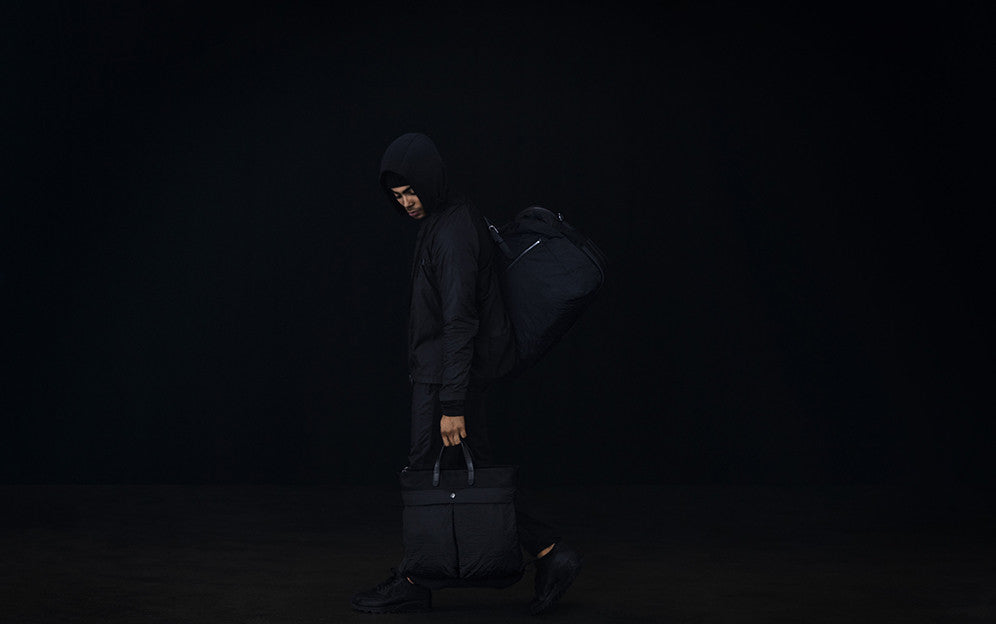 M/S Helmet Bag - LWBlack/Black