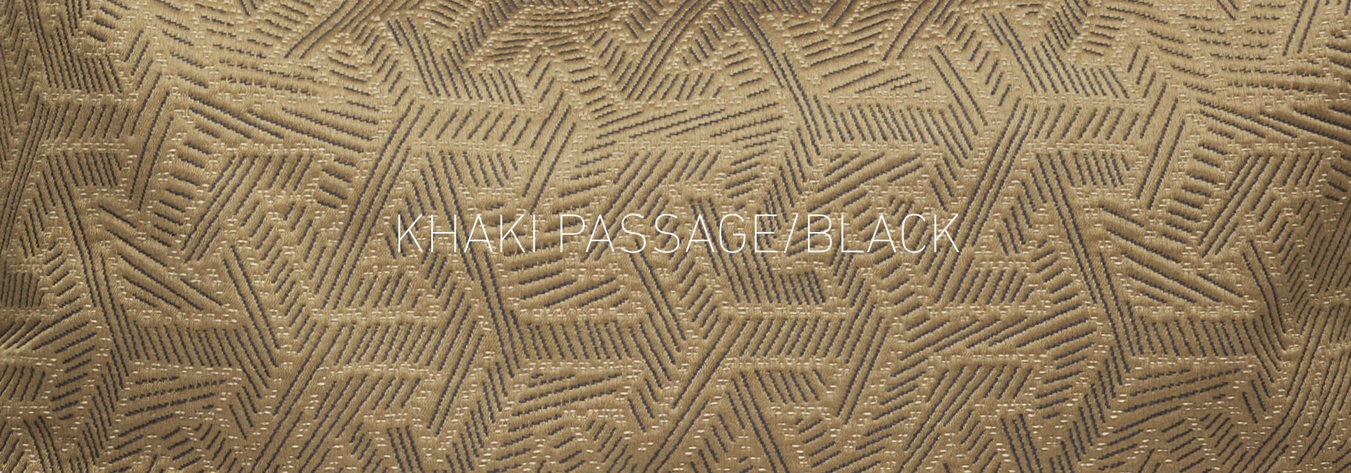Mismo Khaki Passage/Black