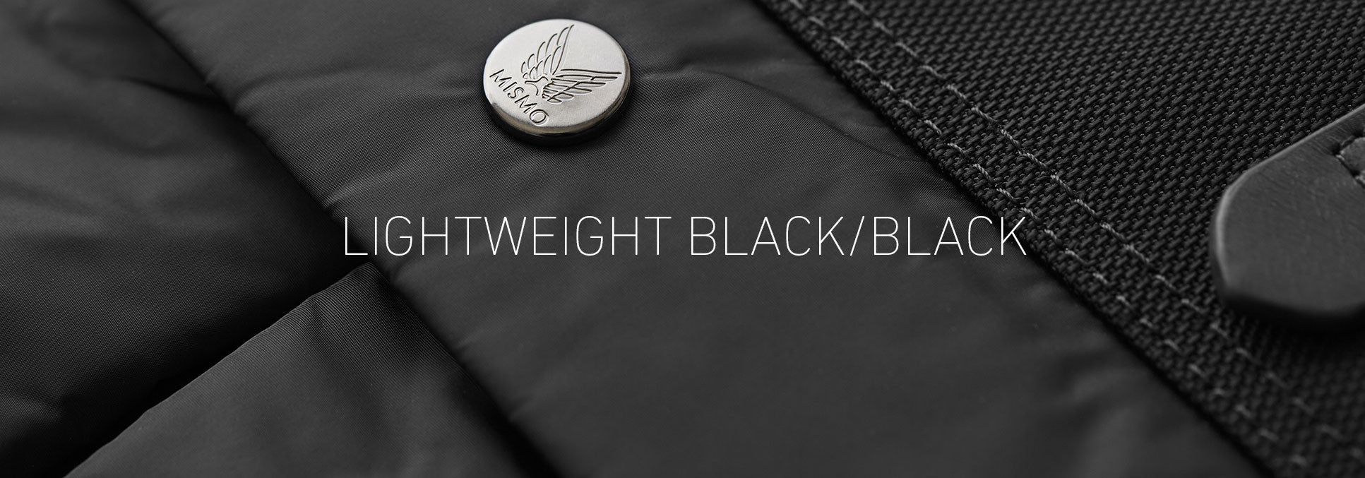 Mismo Lightweight Black/Black