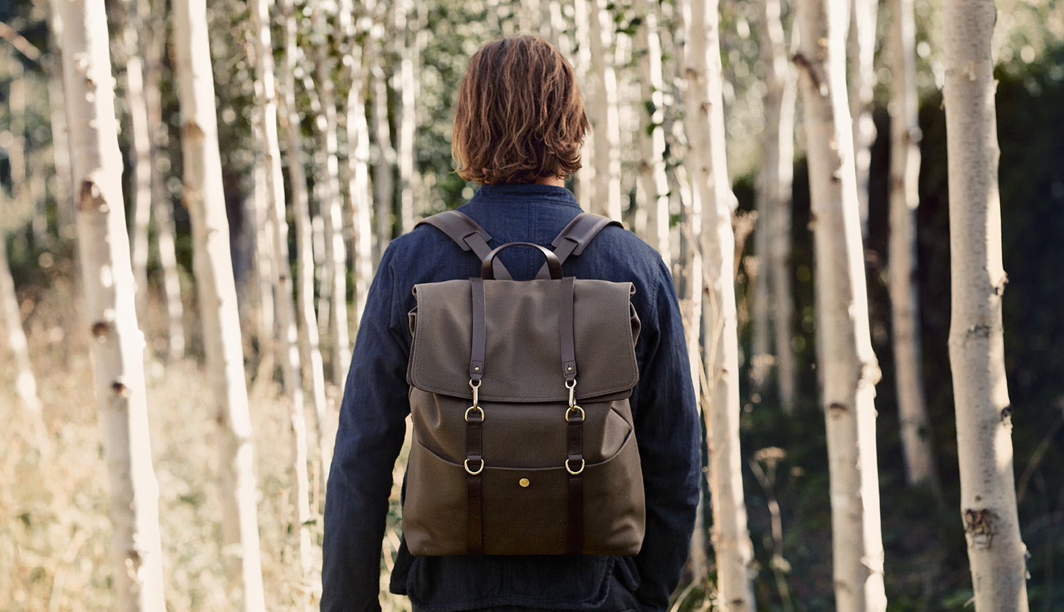 M/S Backpack - ARMY, KHAKI & RIFLE GREEN/BLACK