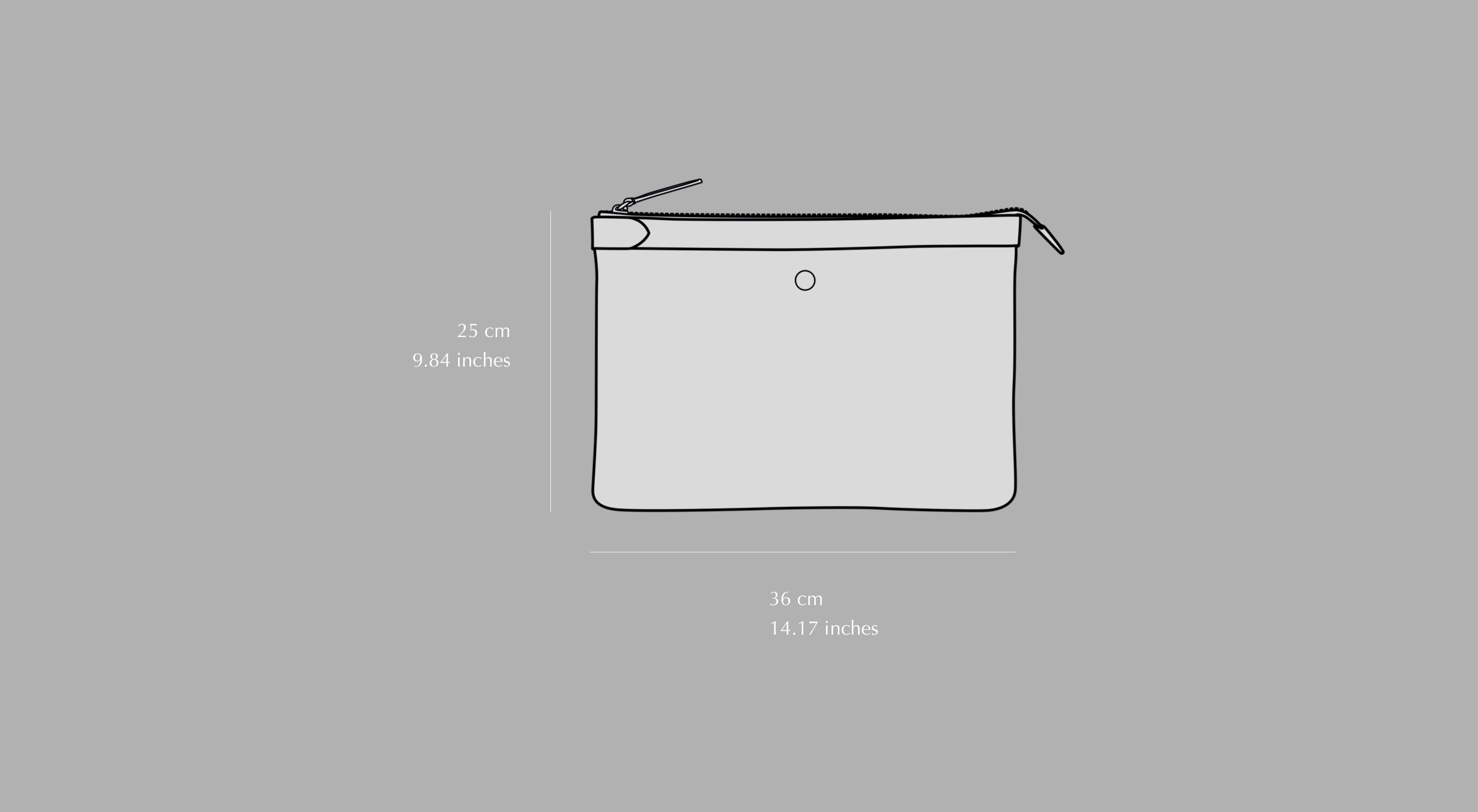 M/S Pouch Large