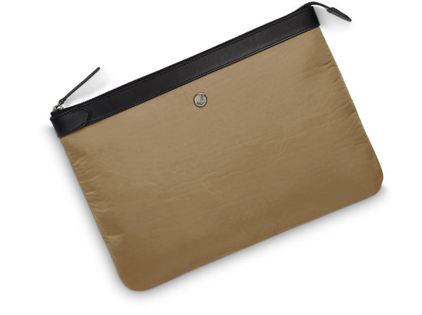 M/S Pouch Large - Camel/Black