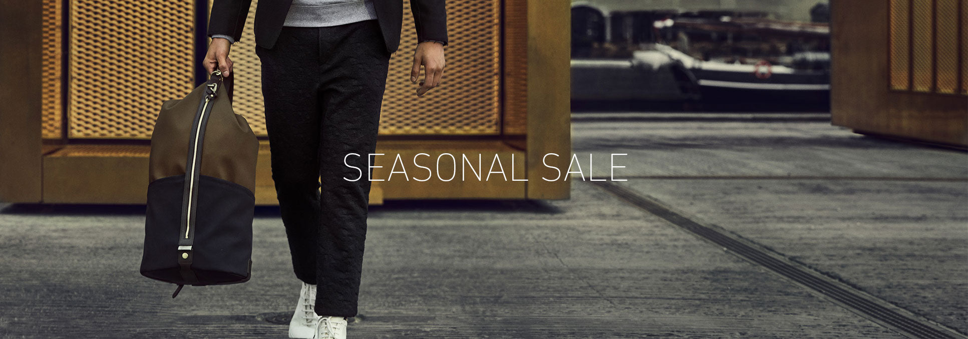 Seasonal sale AW16