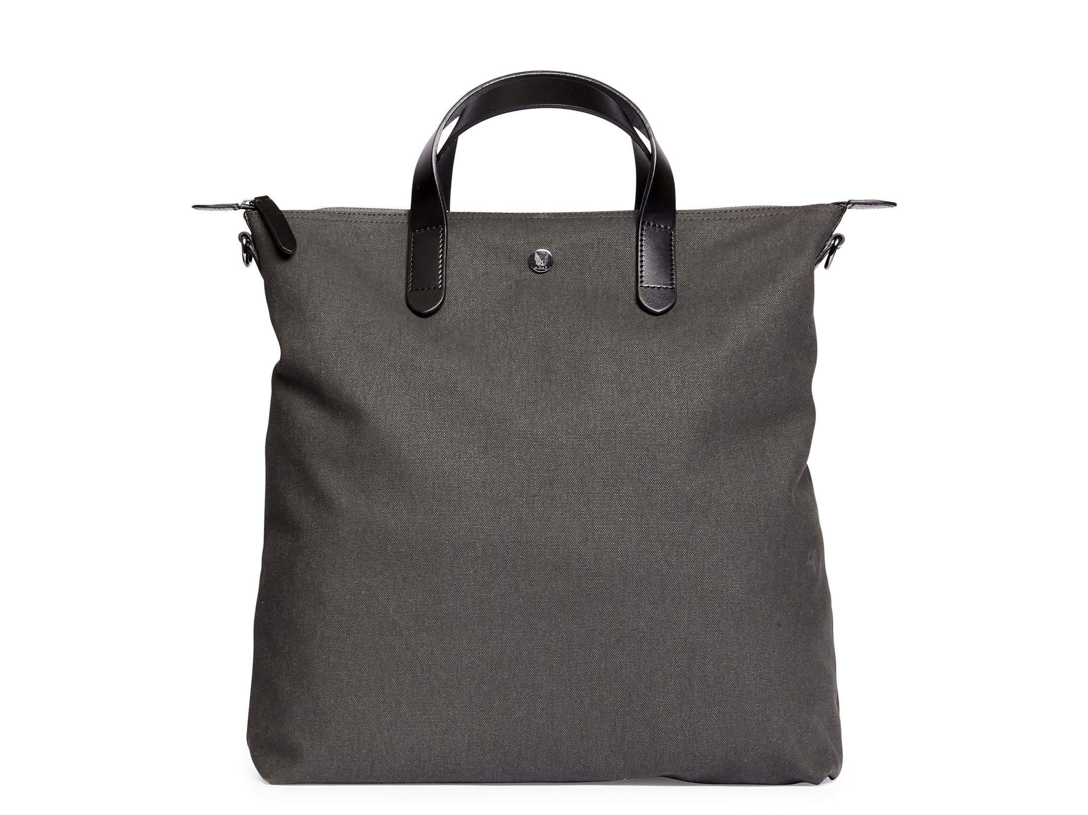 Mismo M/S Shopper - Overcast/Black