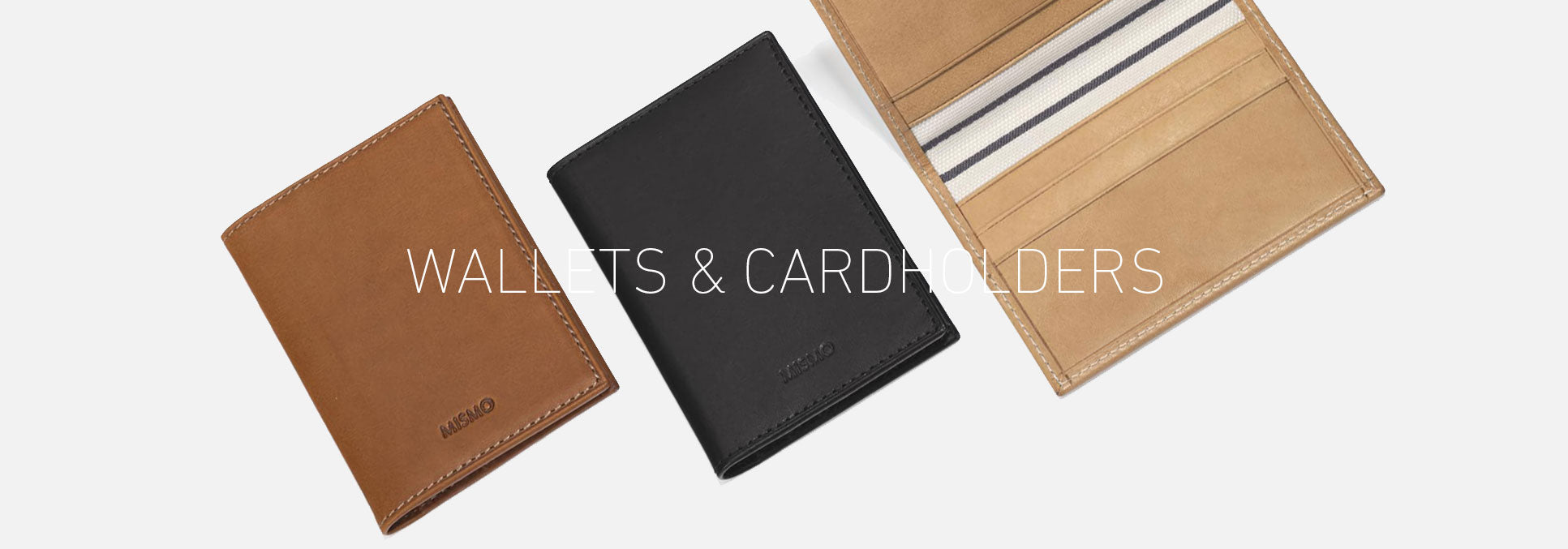 Mismo Wallets & Card Holders