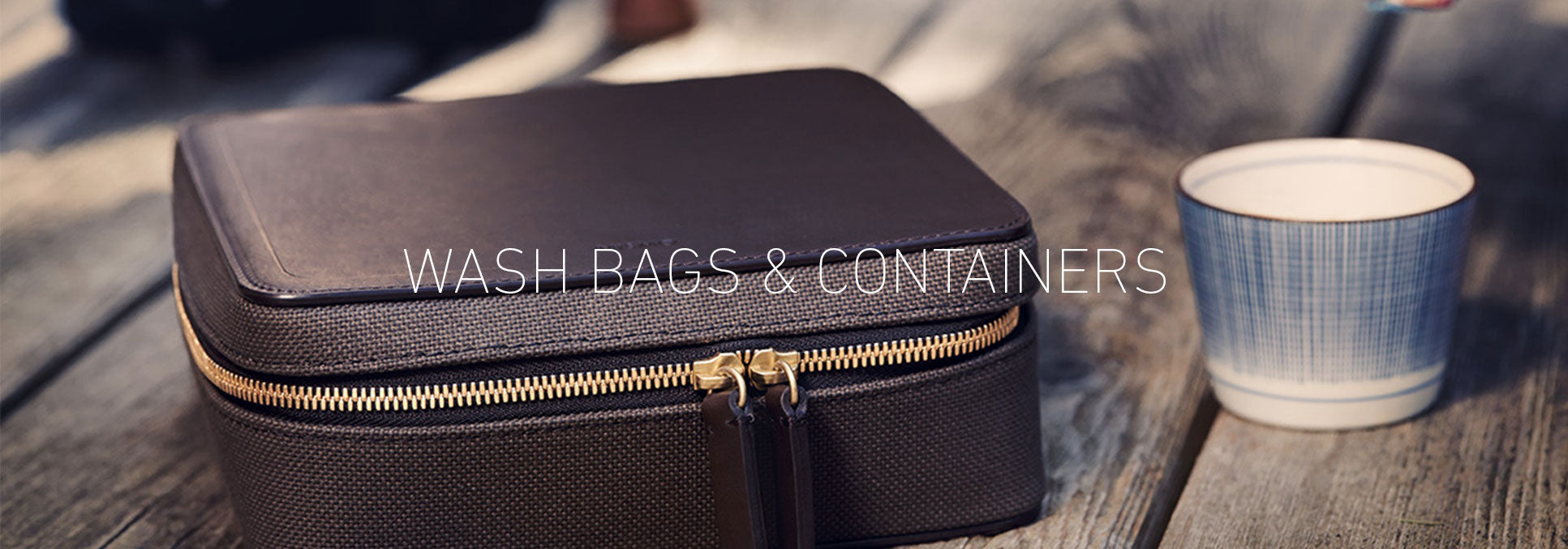 Mismo Washbags & Containers