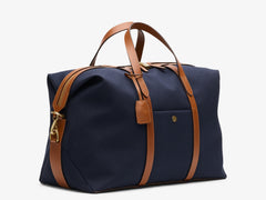 M/S Avail – Midnight blue/Cuoio