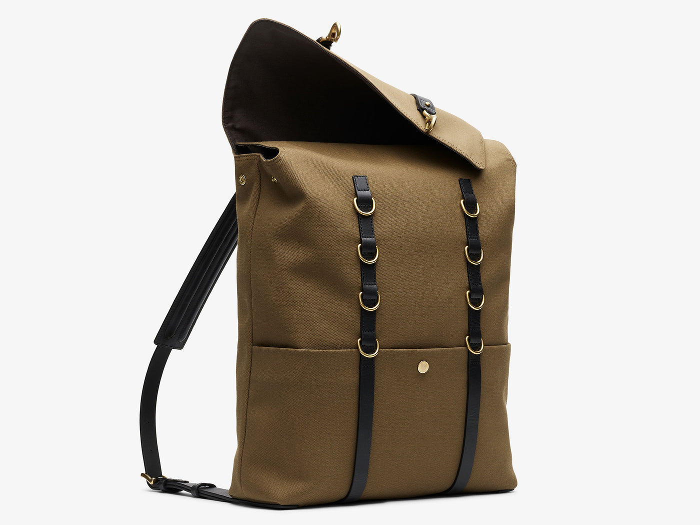 M/S Backpack - Khaki/Black