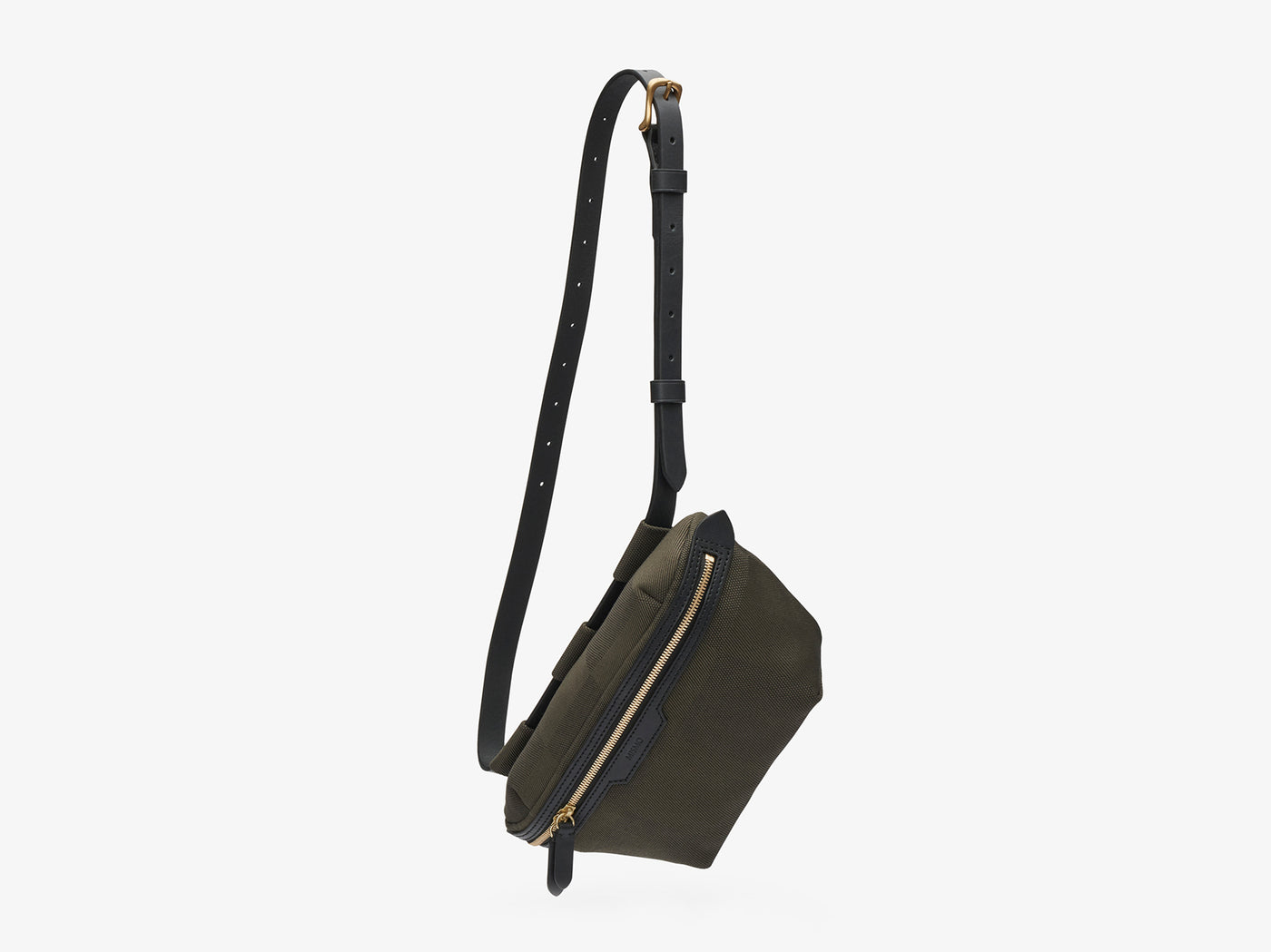 M/S Belt Bag - King's Green/Black