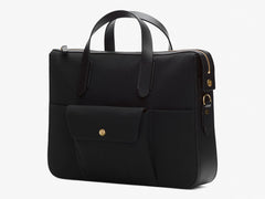M/S Briefcase - Coal/Black -  Briefcases - Mismo