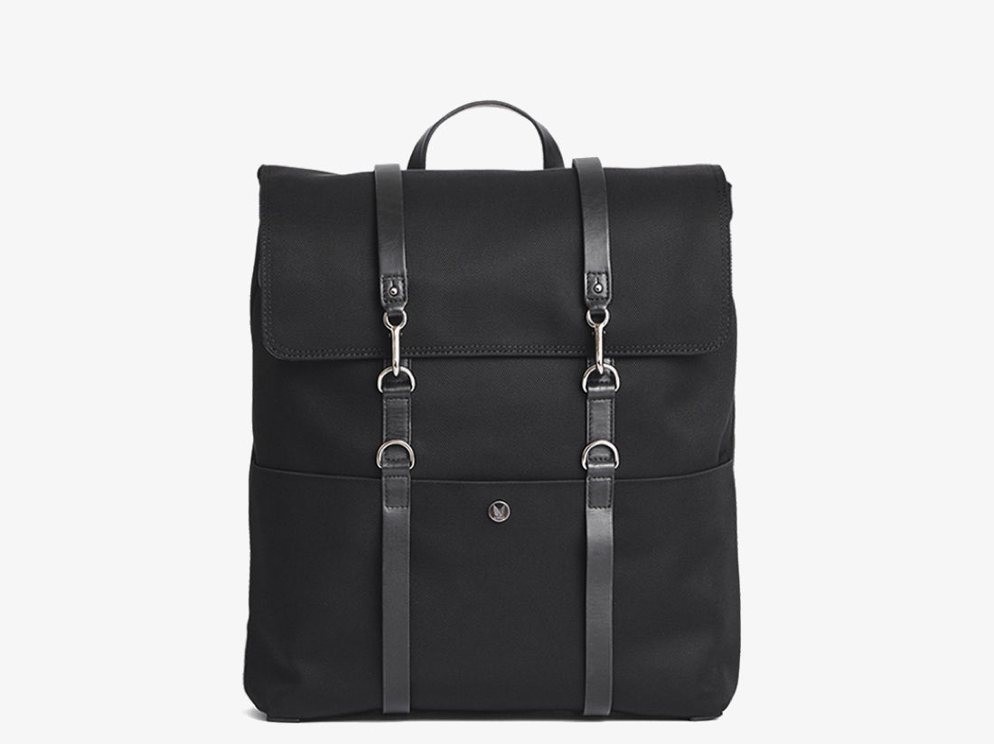 M/S Backpack – Black/Black -  Backpack - Mismo
