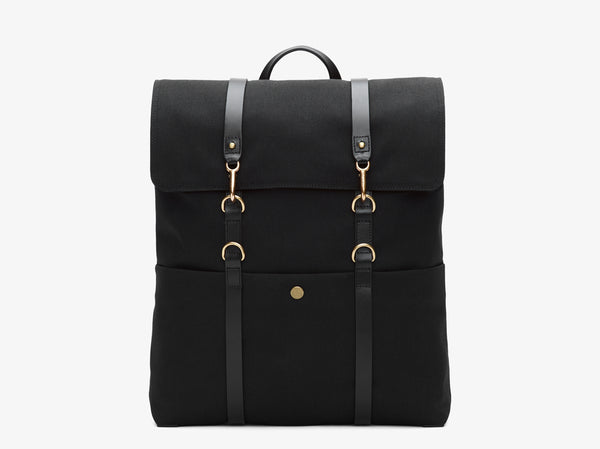 M/S Backpack - Coal/Black -  Backpacks - Mismo