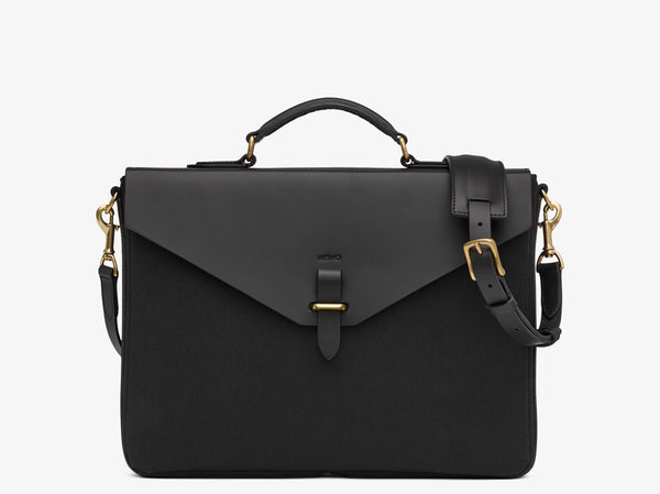 M/S Bureau - Coal/Black -  Briefcases aw19 - Mismo