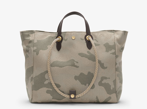 M/S Consort – Sage Camo/Dark brown