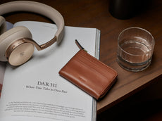 Card Wallet - Tabac