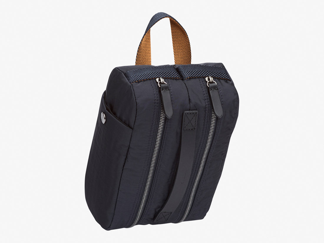 M/S Double Dopp-kit - Moonlight blue/Black -  Accessories - Mismo