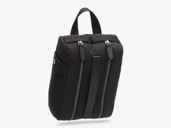 M/S Double Dopp-kit - Raven/Black