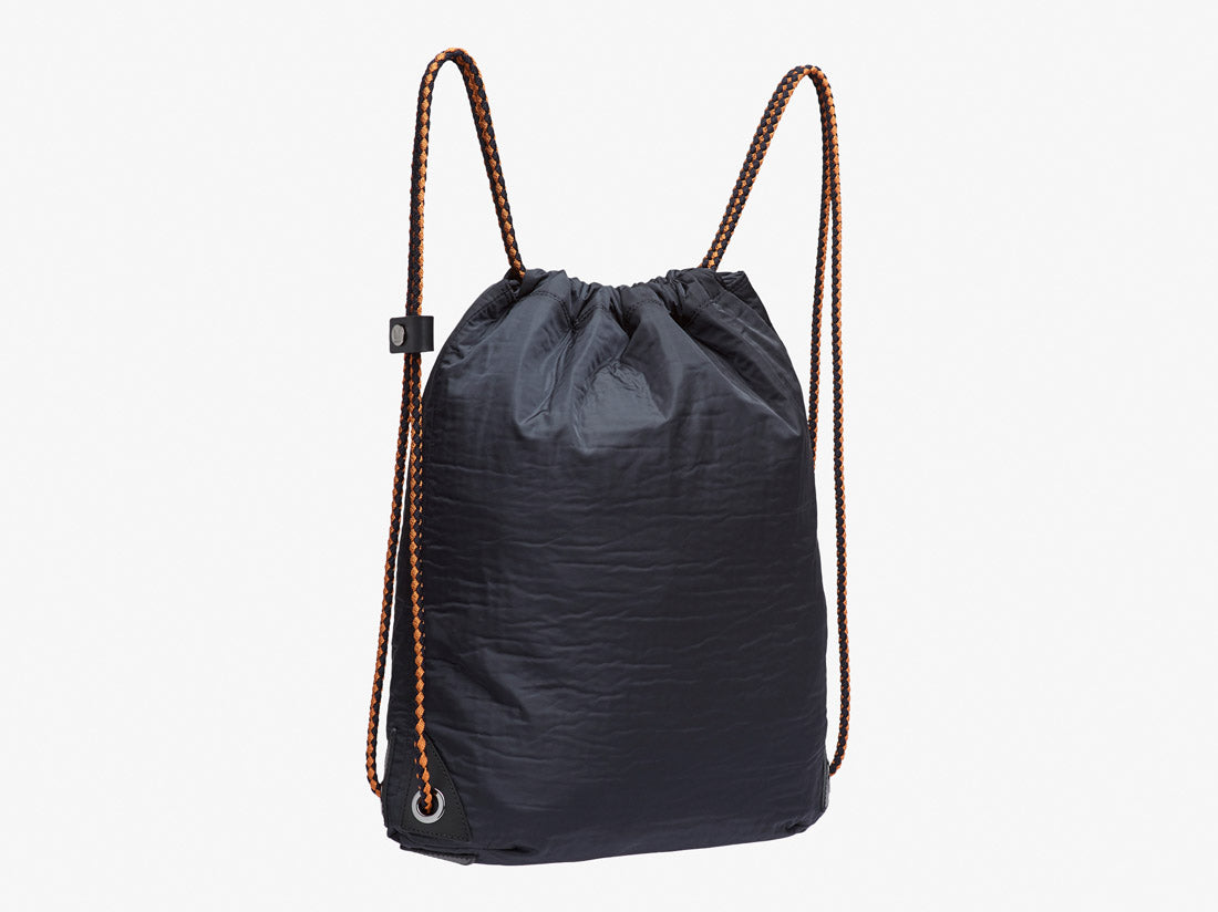 M/S Drawstring - Moonlight blue/Black -  Backpack - Mismo