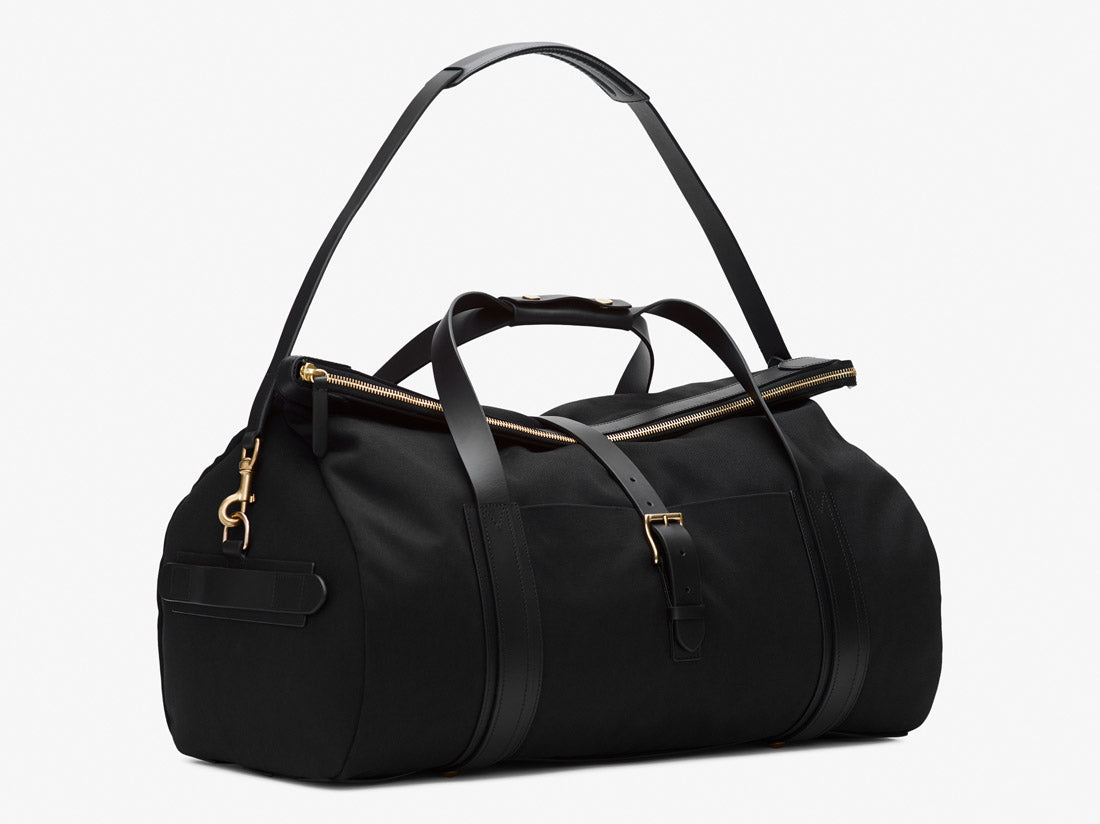 M/S Explorer - Coal/Black -  Travel Bags - Mismo