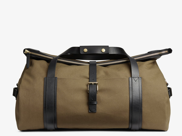 M/S Explorer - Khaki/Black -  Travel bag - Mismo