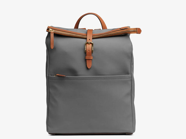 M/S Express - Concrete/Cuoio -  Backpack - Mismo