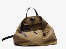 M/S Haven - Khaki/Black -  Travel bag - Mismo