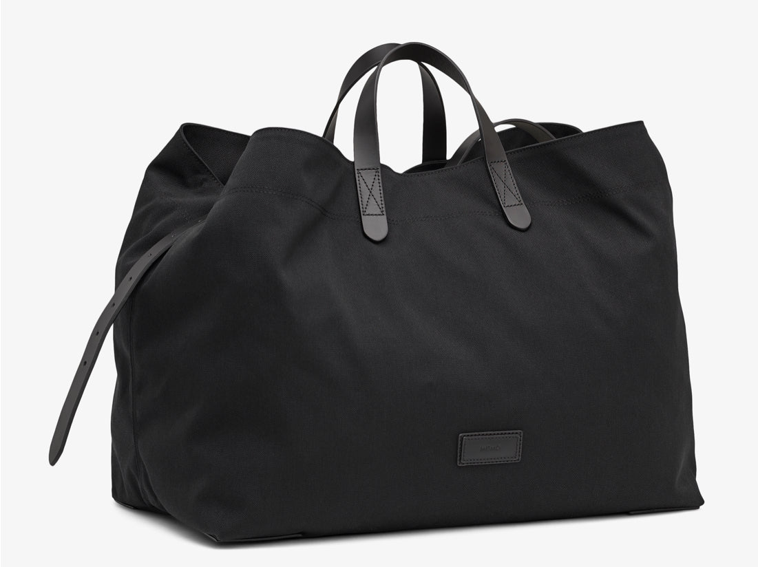 M/S Haven - Coal/Black -  Totebags - Mismo