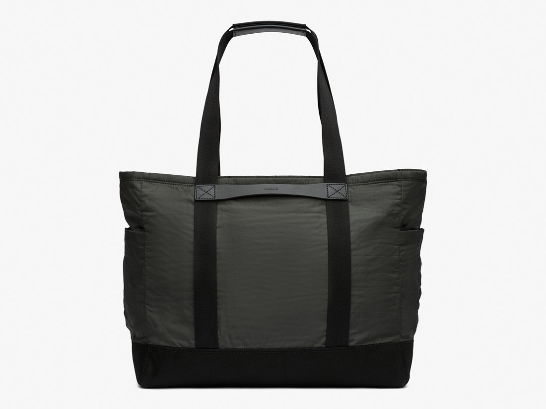 M/S Interlude - Beluga & Black/Black -  Tote bag - Mismo