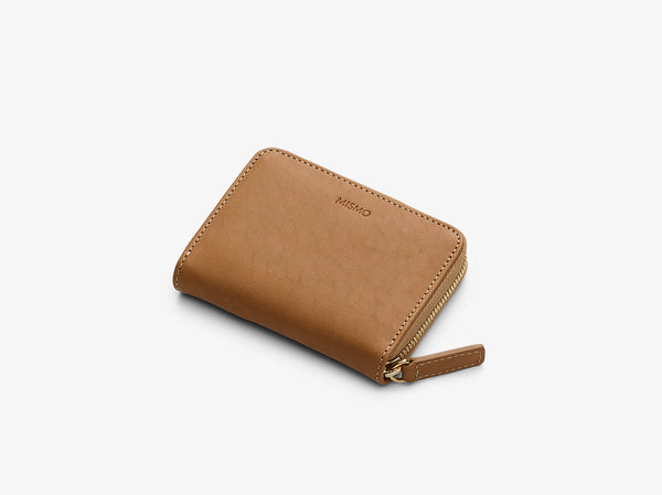 Mini Wallet - Natural