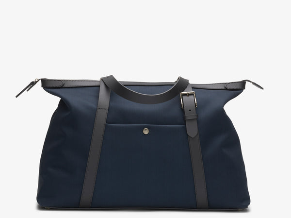 M/S Holdall – Deep blue/Black