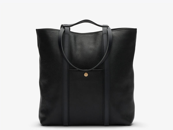 Raise, Leather – Black/Black