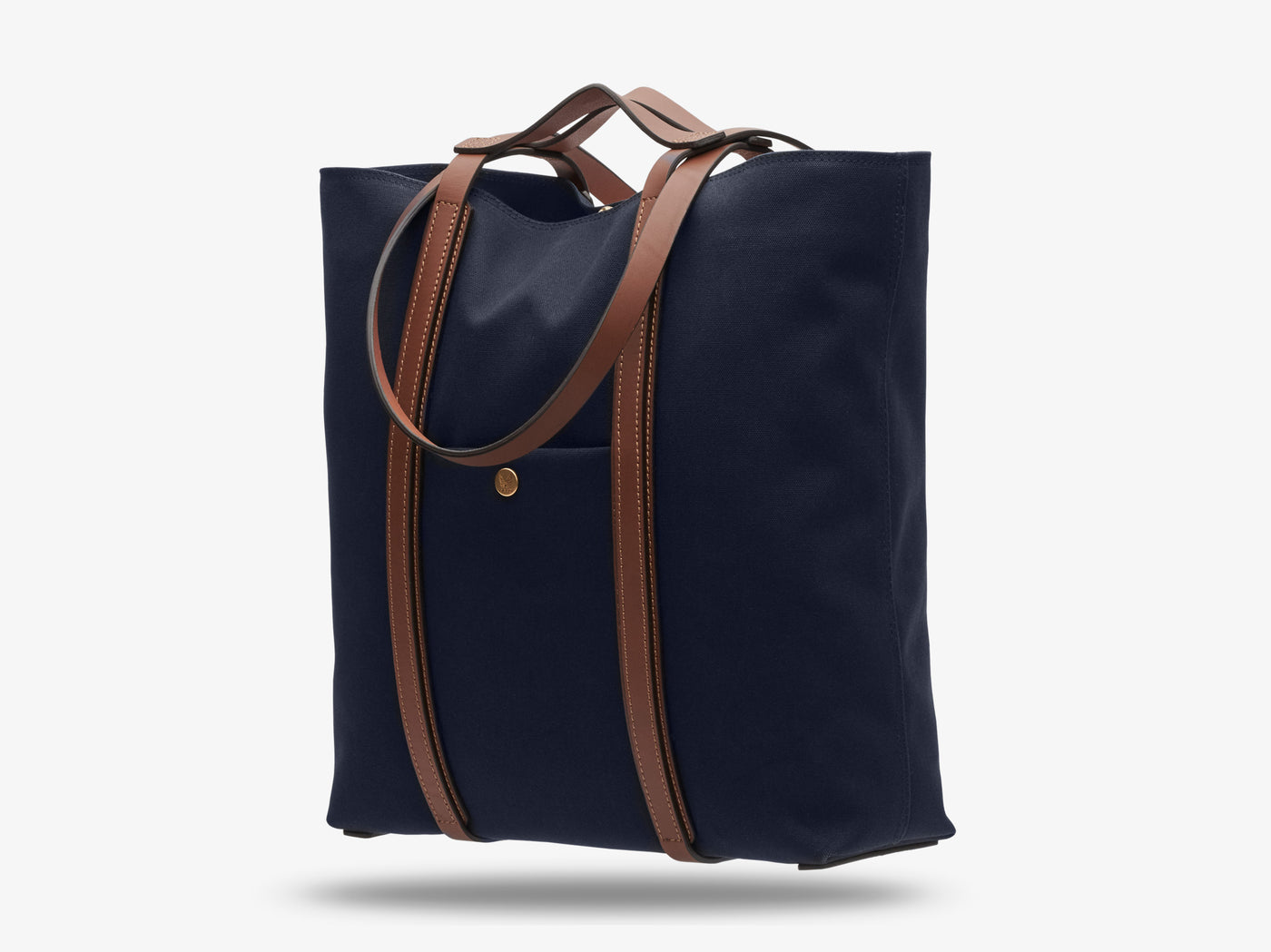 M/S Raise - Midnight blue/Cuoio