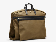M/S Suit Carrier - Khaki/Black