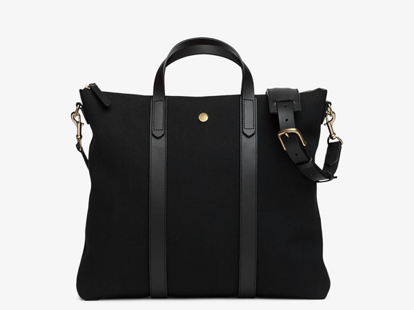 M/S Mate - Coal/Black -  Totebags AW18 - Mismo