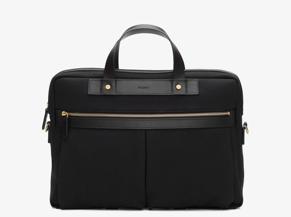 M/S Office - Coal/Black -  Briefcases - Mismo