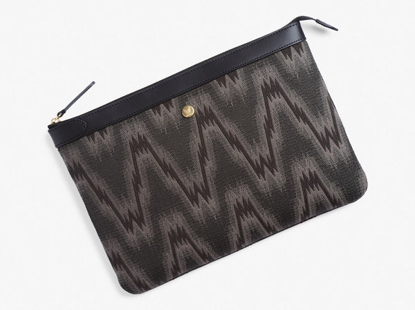 M/S Pouch Large - Cheyenne /Black -  Accessories - Mismo