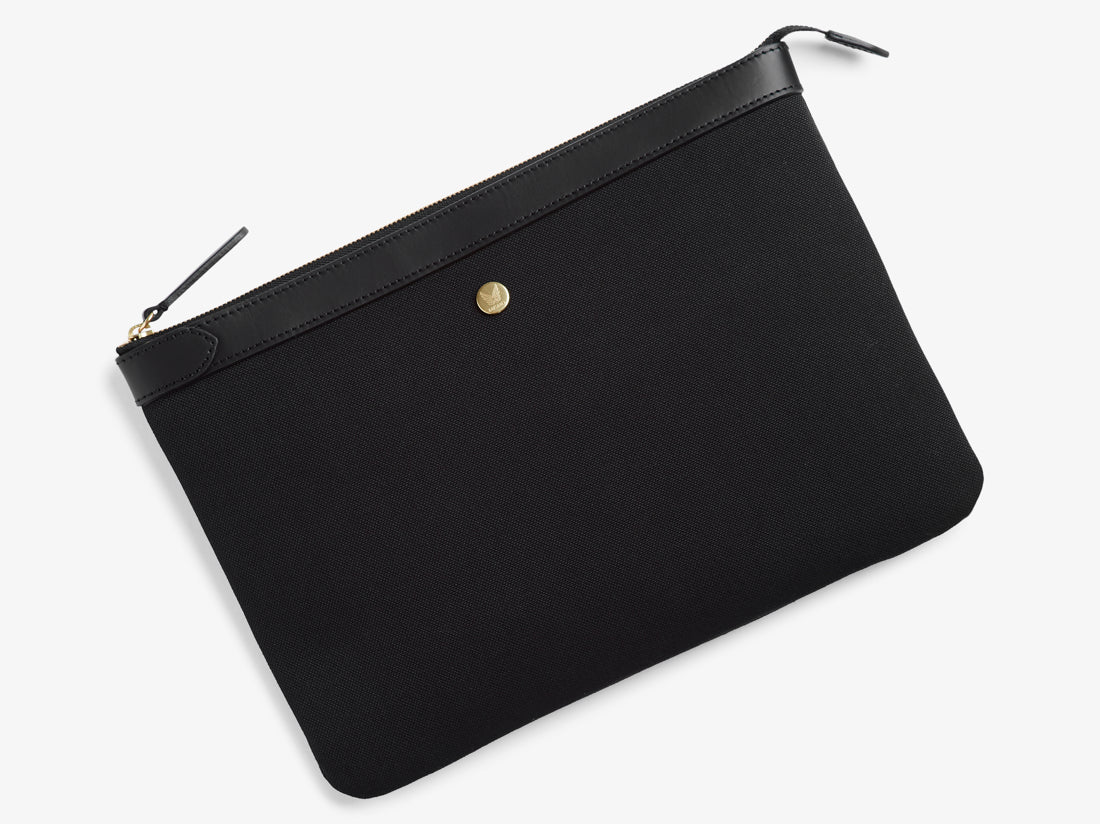 M/S Pouch Large - Coal/Black -  Accessories - Mismo