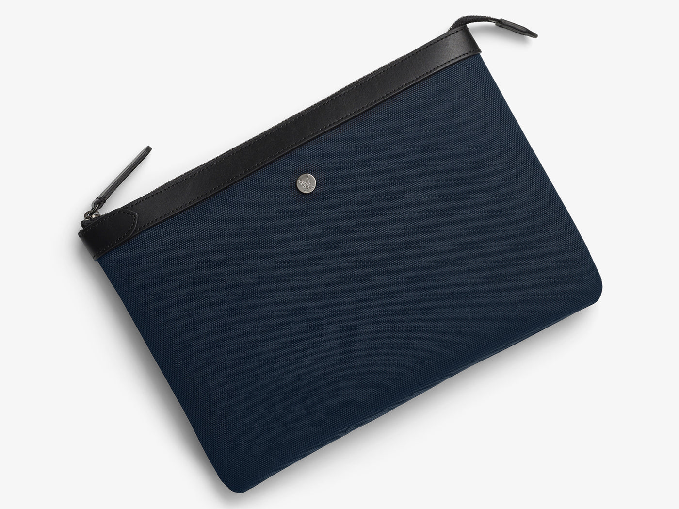 M/S Pouch Large – Deep blue/Black