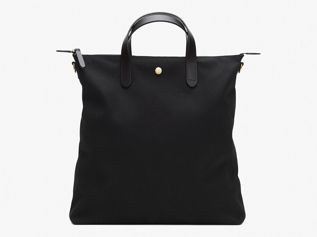 M/S Shopper - Coal/Black -  Tote bag - Mismo