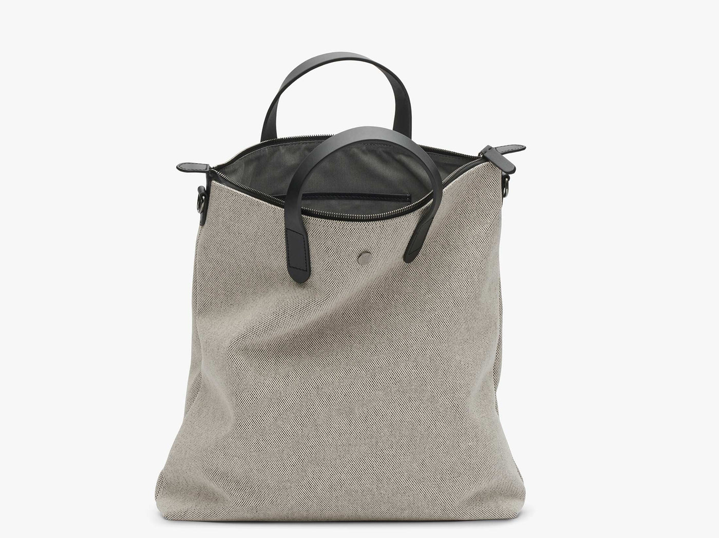 M/S Shopper - Glacier/Black