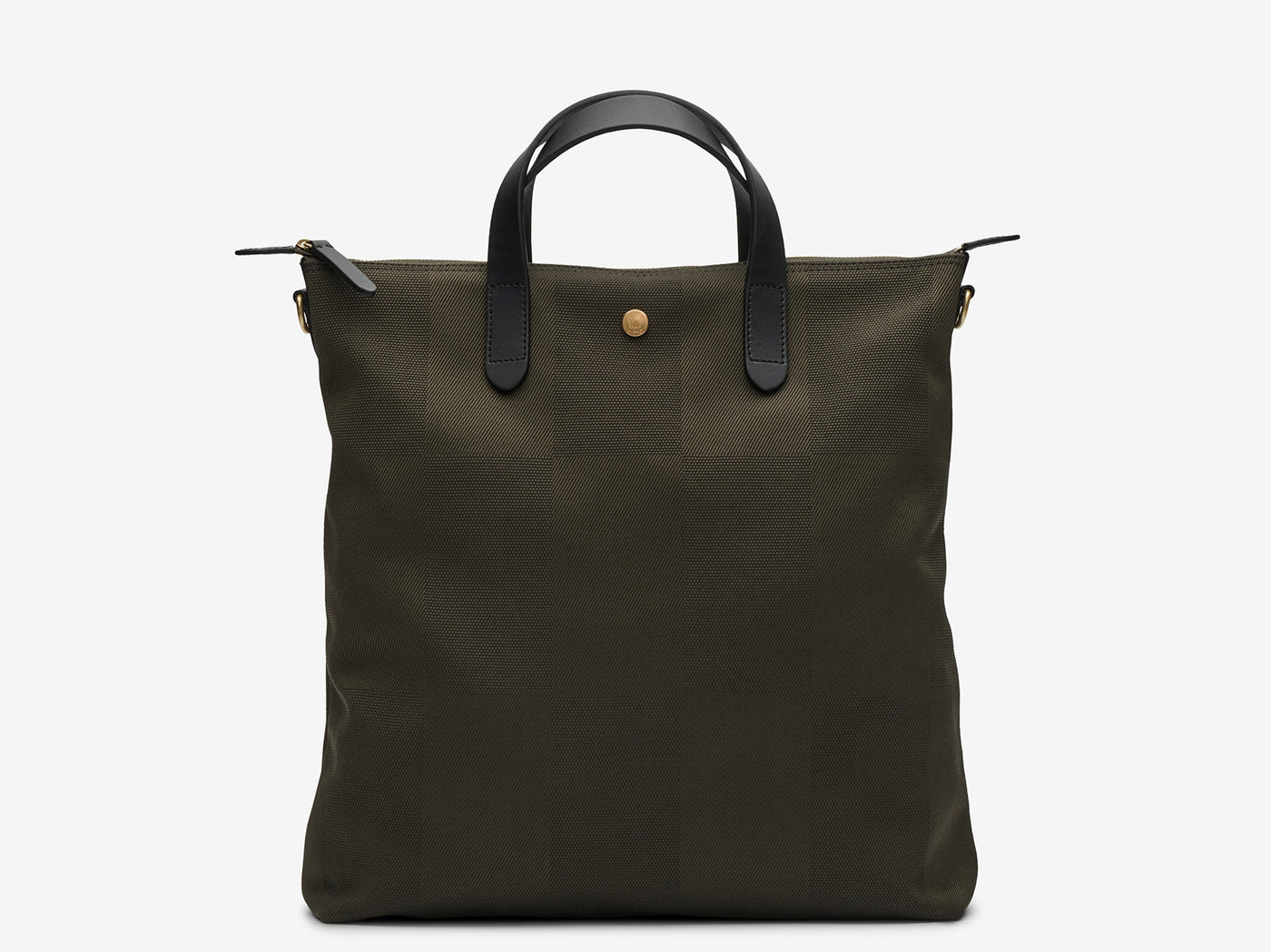 M/S Shopper - King's Green/Black