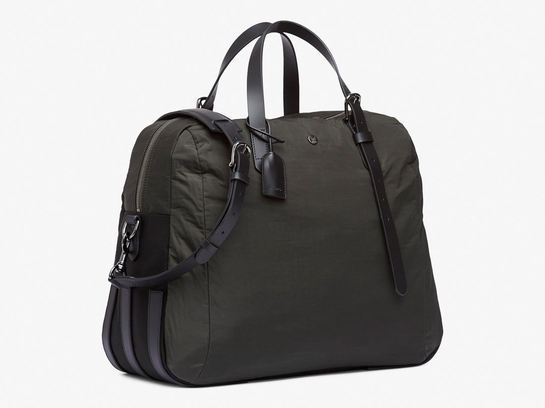 M/S Something - Beluga & Black/Black -  Travel Bags - Mismo