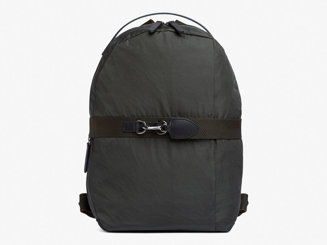 M/S Sprinter - Beluga & Black/Black -  Backpacks - Mismo