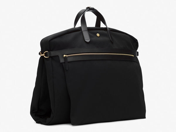 M/S Suit Carrier - Coal/Black -  Suit carrier - Mismo