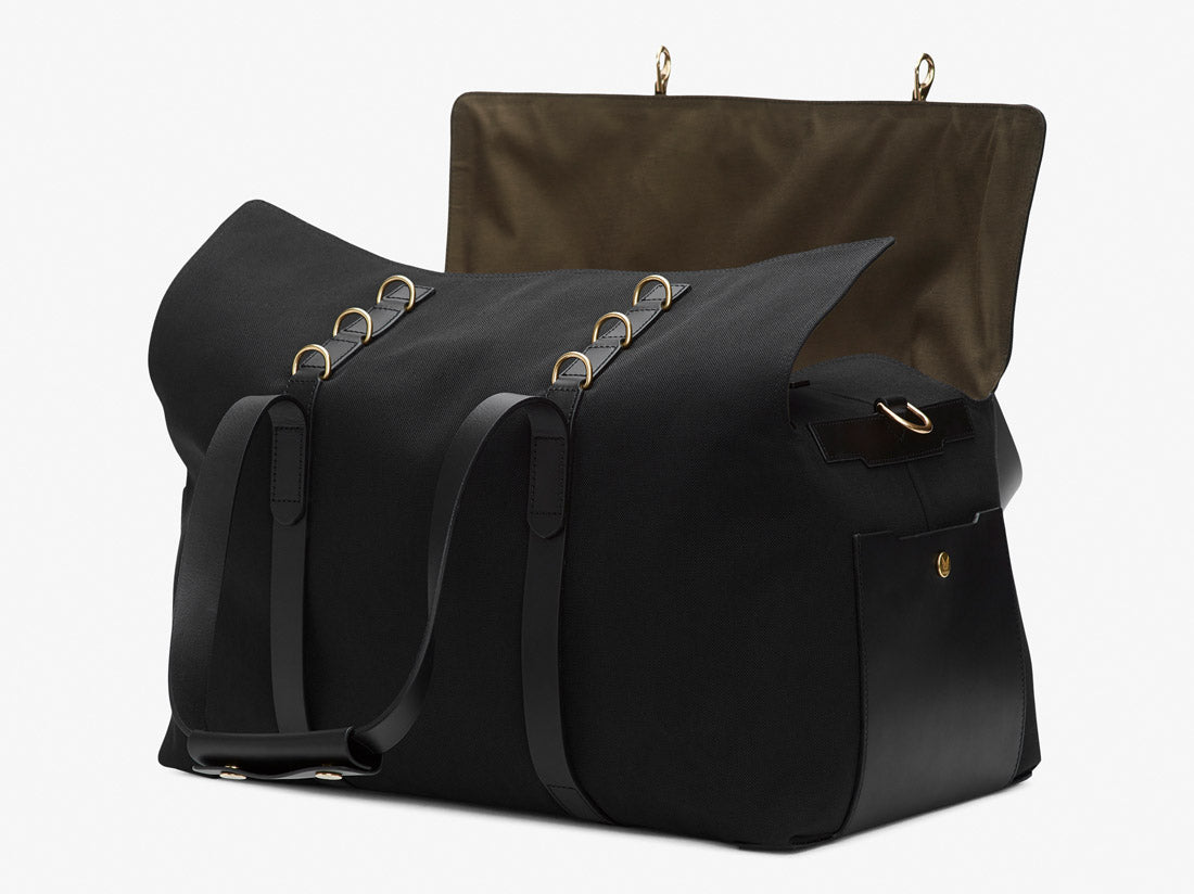M/S Supply - Coal/Black -  Travel Bags - Mismo
