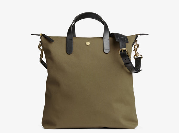 M/S Shopper - Khaki/Black -  Tote bag - Mismo