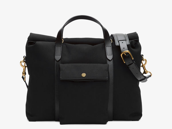 M/S Soft Work - Coal/Black -  Briefcase - Mismo