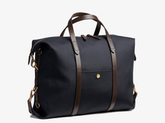 M/S Utility – Navy/Dark Brown -  Tote bag - Mismo